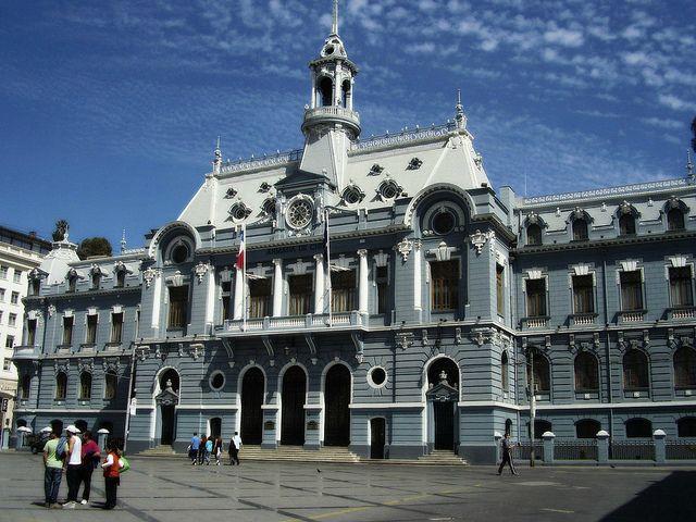 Edificio Armada de Chile | Valparaíso Chile | Flickr
