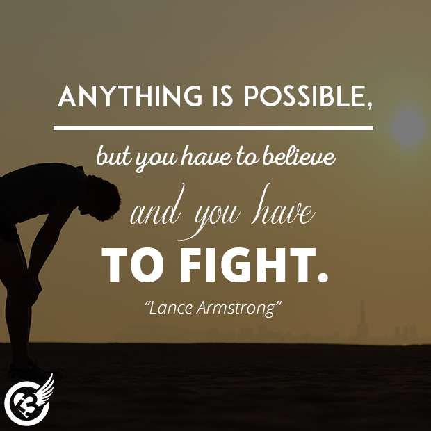 Anything is possible..