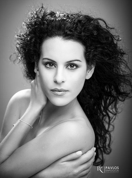 Beauty Bauty Beauty..<3 Makeup by me and an amazing capture by Pavlos Kapoglou