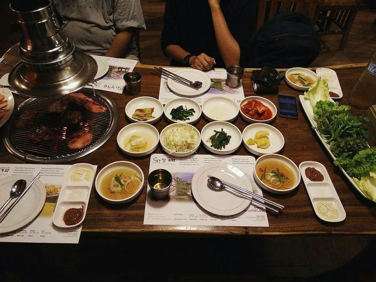 My Favorite Korean BBQ at Chung Gi Wa