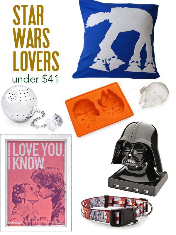 Star Wars Gift Guide Under 41 Dollars