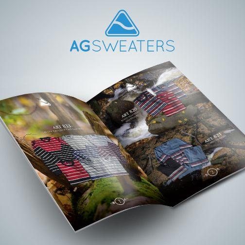 AG Sweaters lanzó su nuevo catálogo con la temporada Otoño/Invierno 2015 y tuvimos la posibilidad de realizar el diseño y sesión fotográfica.