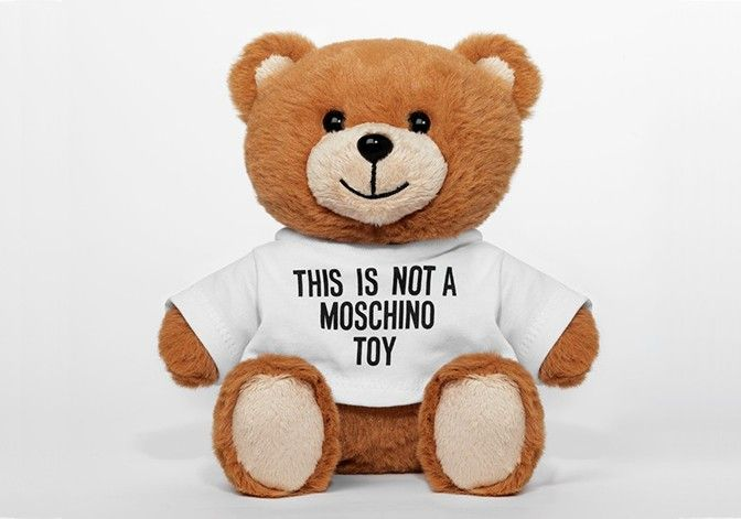You Try Resisting The Moschino Toy EDT