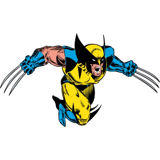 Wolverine Marvel Heroes Phreek: Wolverine Pinterest - Fat Head Wall Stickers