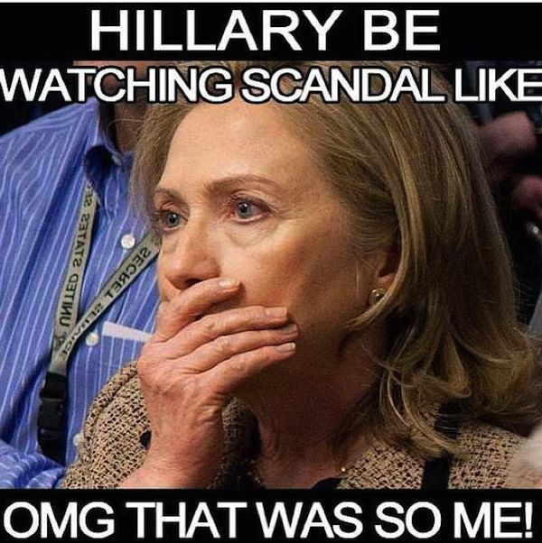d3df9381a3299fb614ac7acaad365650 hillary clinton meme clinton njie our favorite memes from the final episode of scandal funny shit,Pokemon Go To The Polls Meme
