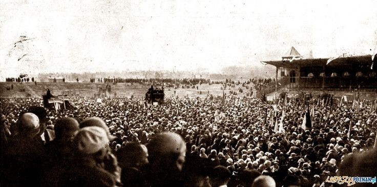 Stadion im. Edmunda Szyca - 1929 rok