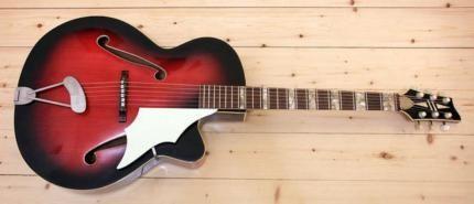 Framus Sorella, Jazzgitarre, Vintage, original 60er in Hannover - Linden-Limmer | Musikinstrumente und Zubehör gebraucht kaufen | eBay Kleinanzeigen