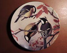 Arabia Finland Birds number 3 design by Von Wright! Collectible.