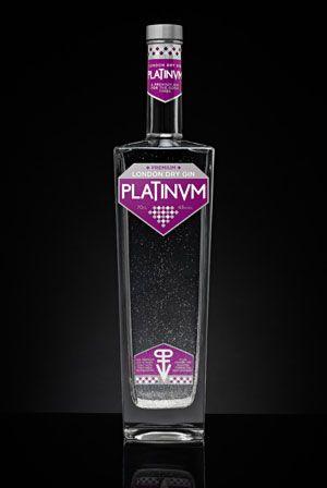 Platinum TV London Dry Gin PD