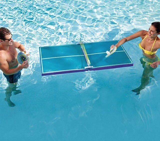 Floating Waterproof Table Tennis – $53