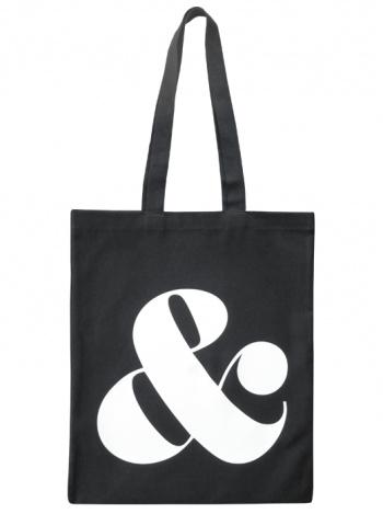 Ampersand - Black $19
