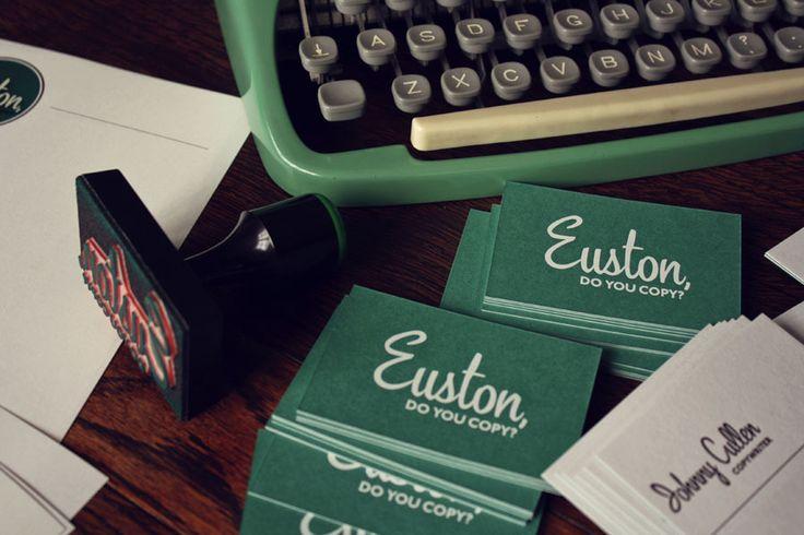 Euston, Do You Copy? - Claire Hartley | Freelance Graphic Designer & Illustrator, Birmingham