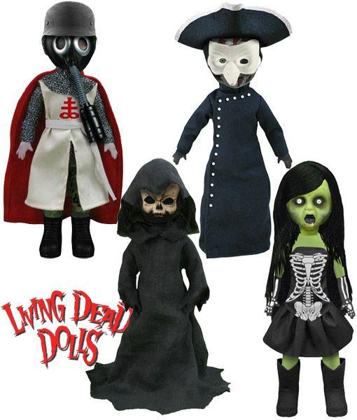 Living Dead Dolls: As Quatro Cavaleiras do Apocalipse