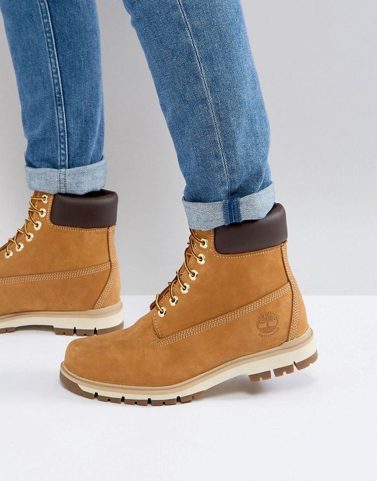 TIMBERLAND RADFORD 6 INCH BOOTS - BROWN. #timberland #shoes #