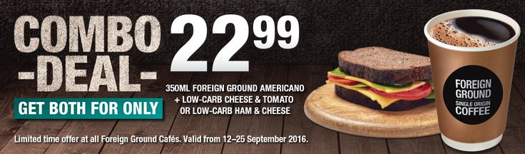 Foreign Ground Combo Deal