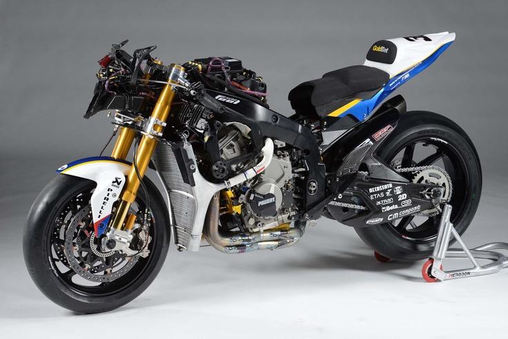 BMW S1000RR GoldBet WSBK Team