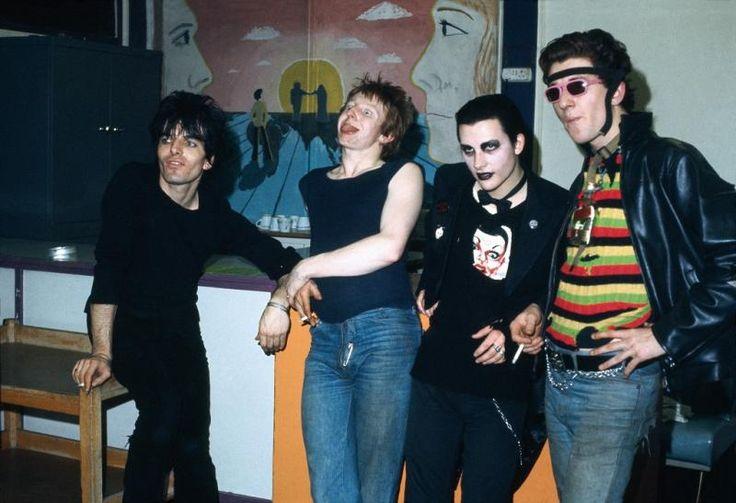 The Damned - November 1976