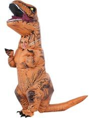 Inflatable T-Rex Kids Costume