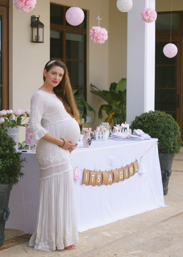 46b2c9156 Baby Shower Outfits Ideas for Mommy to be and Guest