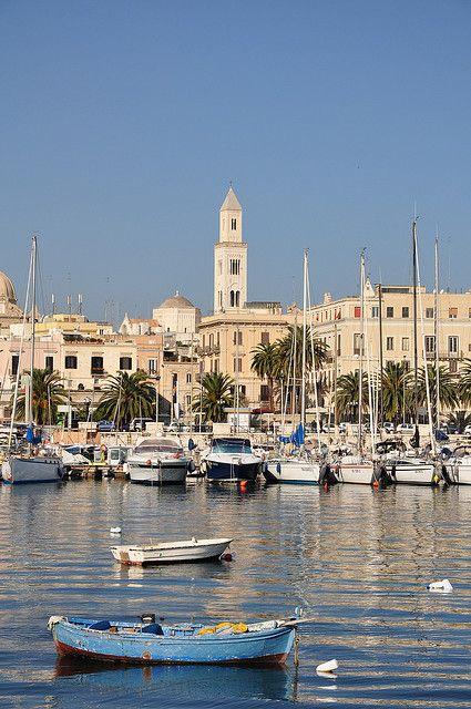 Bari, Puglia - Italy