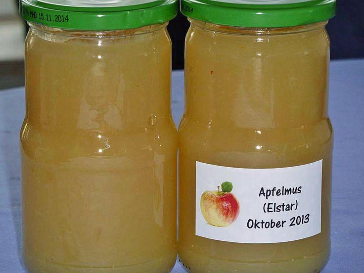 Apfelmus (Rezept mit Bild) von Aurora | Chefkoch.de