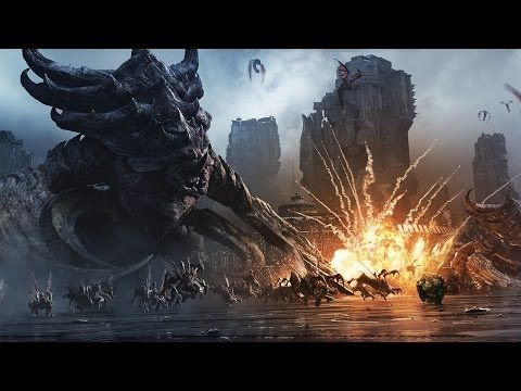 StarCraft II: Heart of the Swarm Opening Cinematic - YouTube