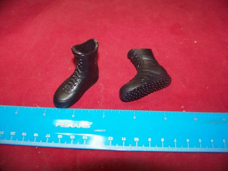 1/6 Scale Dragon SWAT Boots #2