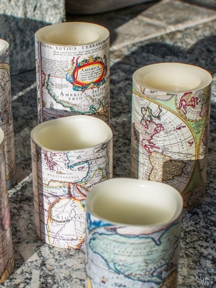 205 best images about moore diy home decor on pinterest for Candle design for debut