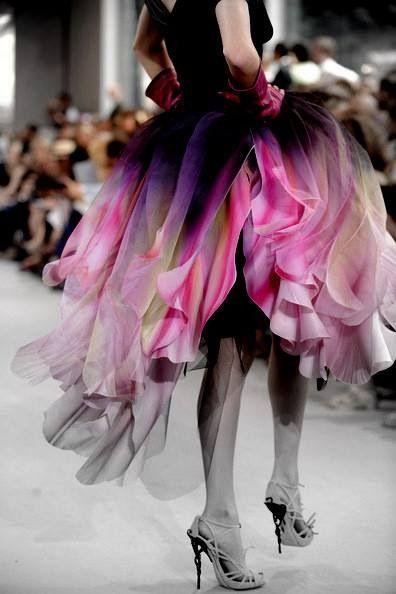 Dior - breathtaking!          www.madamebridal.com