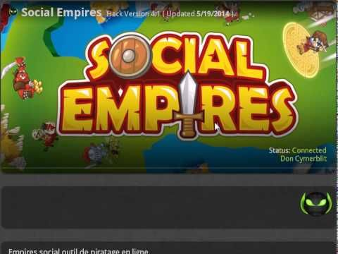Social Empires Triche