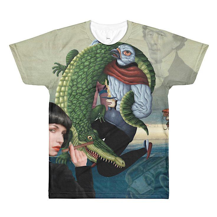Colorful Art Shirt LIII