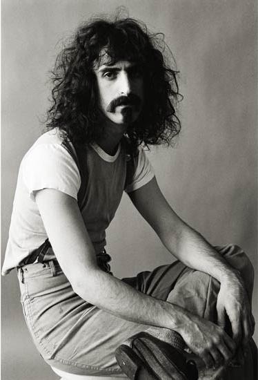 Frank Zappa. Art Kane