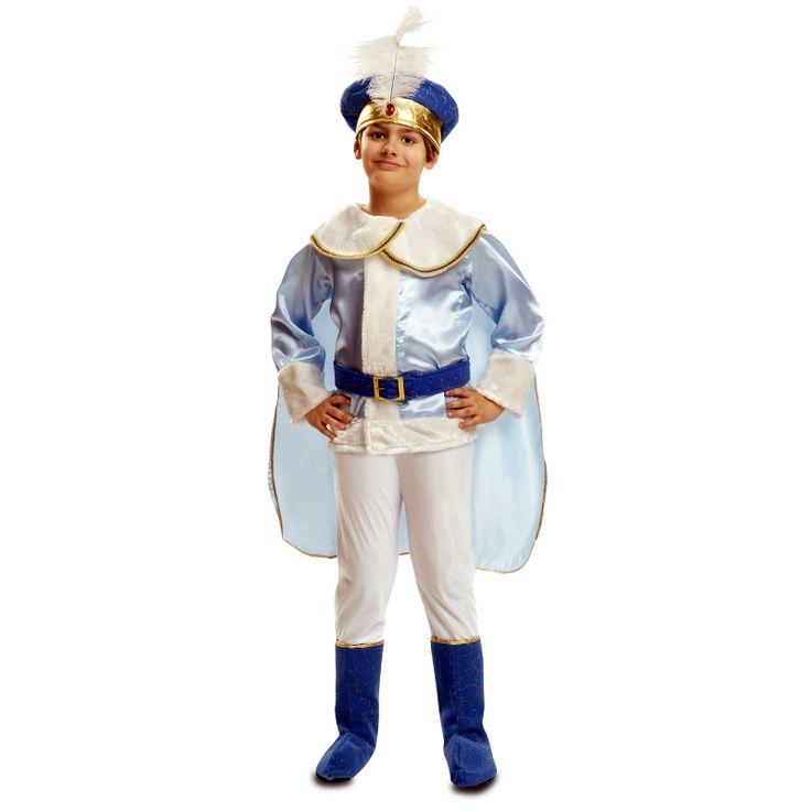 Disfraz de Principe Azul Infantil #disfraces #carnaval