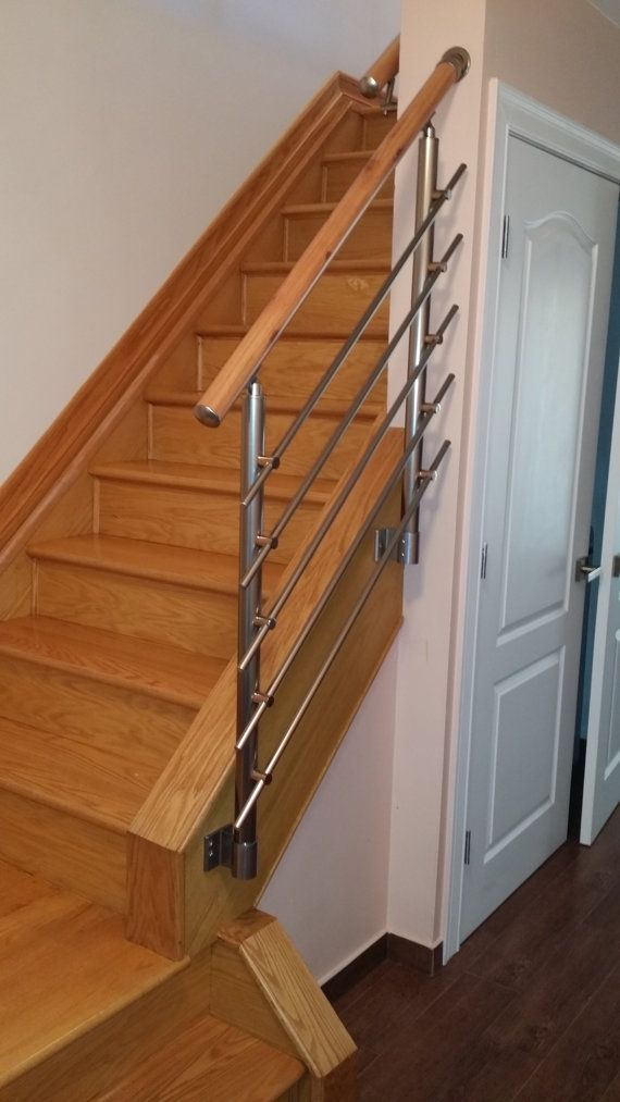 ANY CUSTOM SIZE IS AVAILABLE.  Our aluminum railing systems are available in various styles to complement residential and commercial settings.  Main features include: Strong and durable construction (weatherproof) Extremely long service life Unique finish (anodizing) which fulfills high quality standards High resistance to UV radiation (doesnt flake or crack) Flexible designs, Easy maintenance and fast installation   Package include:  Aluminum handrail Handrail end covers x 1 Wall mount…