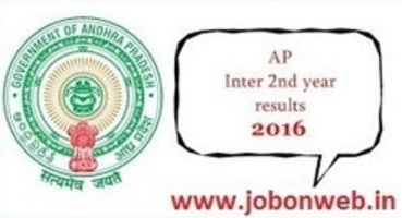 """""""On bieap.gov.in AP Intermediate Results 2016 is declared in 19th April 2016,check ap board intermediate result 1st & 2nd year Result 2016 name wise.""""  Source:- http://www.jobonweb.in/ap-intermediate-results.html"""