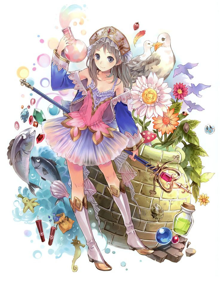 """Atelier Totori: The Adventurer of Arland (トトリのアトリエ ~アーランドの錬金術士 2~ Totori no Atorie: Ārando no Renkinjutsushi 2) is the 12th game to be released in the official Atelier series. It is the second game in the Arland series, and the second to be released on the PlayStation 3. It is known by the project code """"A12"""". Atelier Totori is a sequel to Atelier Rorona: The Alchemist of Arland, and a prequel to Atelier Meruru: The Apprentice of Arland."""