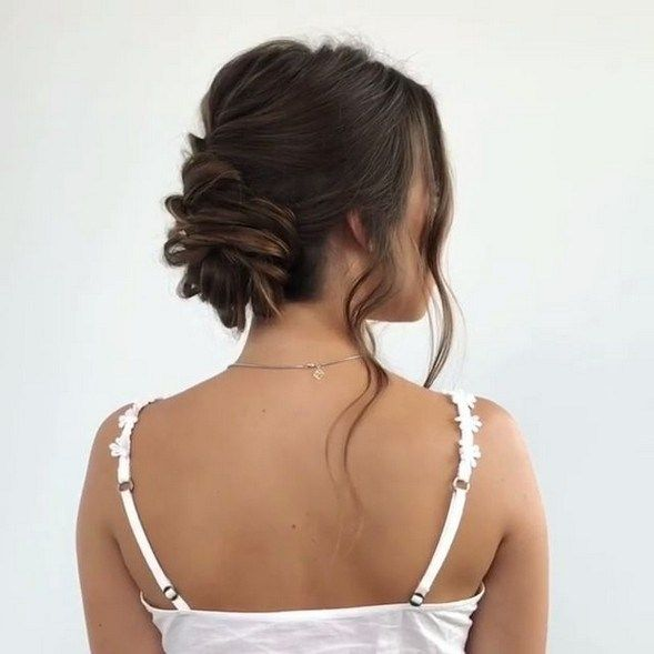 50+ gorgeous elegant bride wedding hairstyles 28 » Out-of-darkness.com