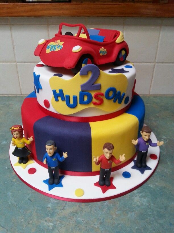 Best 25+ Wiggles cake ideas on Pinterest Wiggles party ...