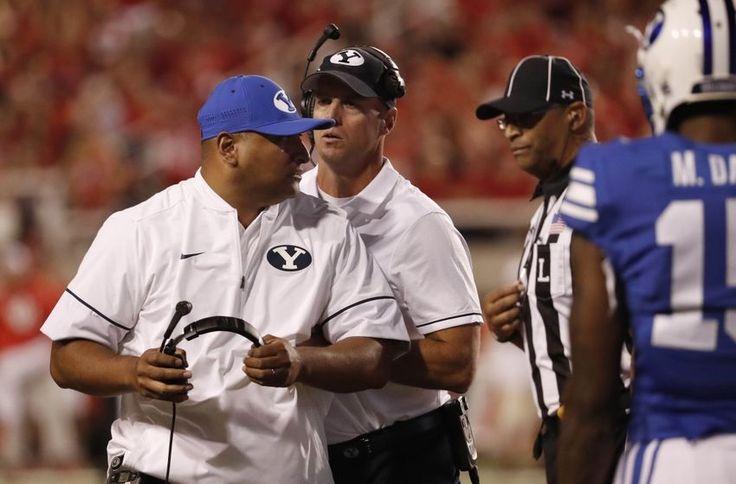 4 things we learned - BYU football vs Utah: #Football #Utah #MDUB #News