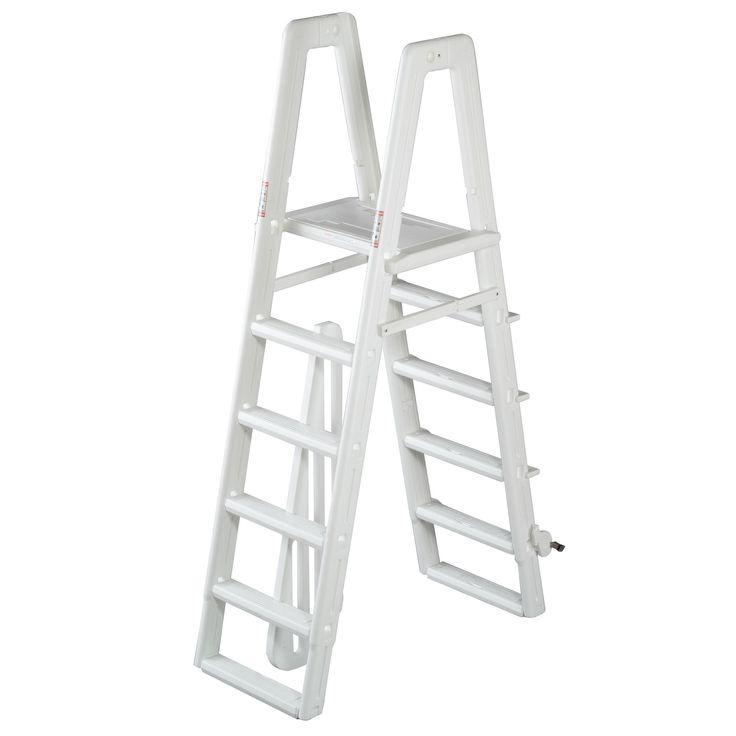 A Frame Ladder Safety Tips