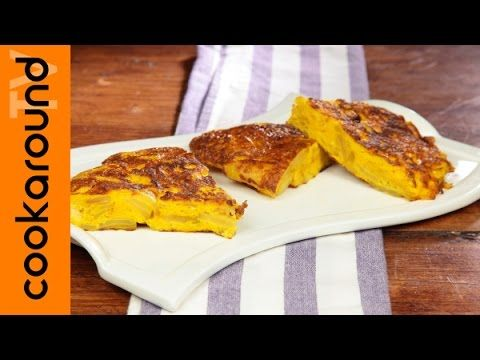 TORTILLA DE PATATE/ TORTA DI PATATE- ANGY SIMPLE Food - YouTube
