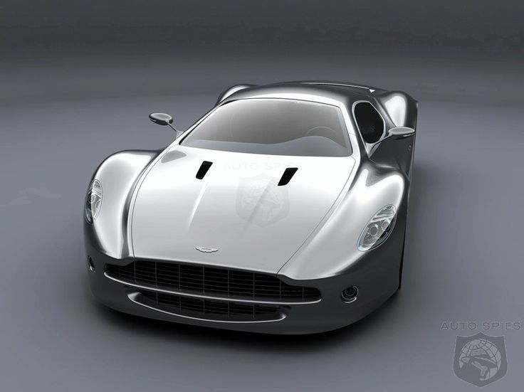 Aston Martin Supercar Under Development   AutoSpies Auto News
