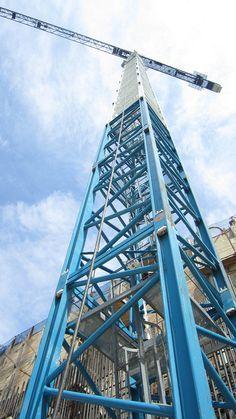 .Tower crane foundatio...
