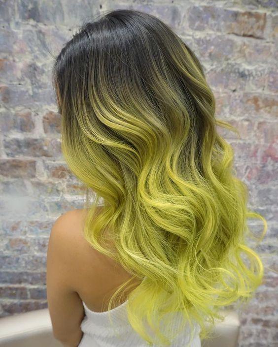 Comment se colorer les cheveux en jaune
