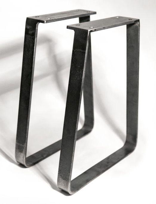 Flat Bar Bench Legs