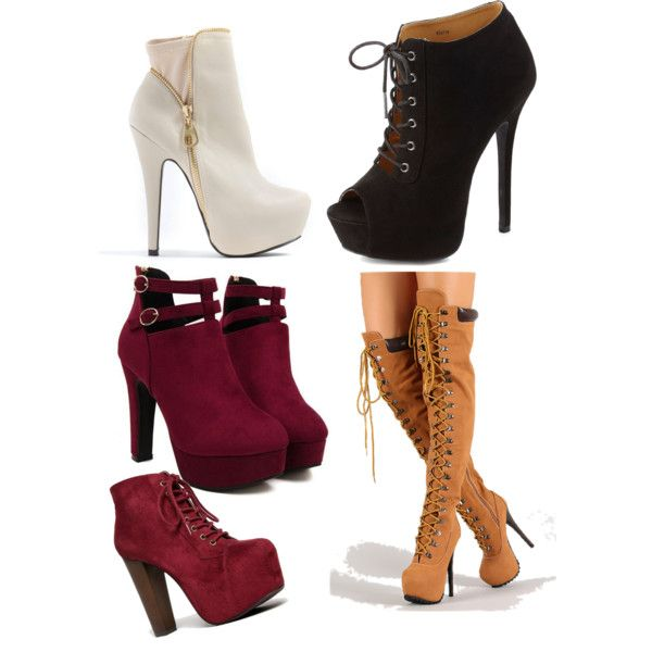 a woman is first judged by her shoes  Created in the Polyvore Android app. http://www.polyvore.com/android