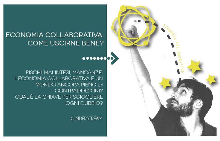 Economia collaborativa: qual è la chiave per sciogliere ogni dubbio?