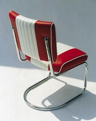 Bel Air Chair | Fifties retro furniture