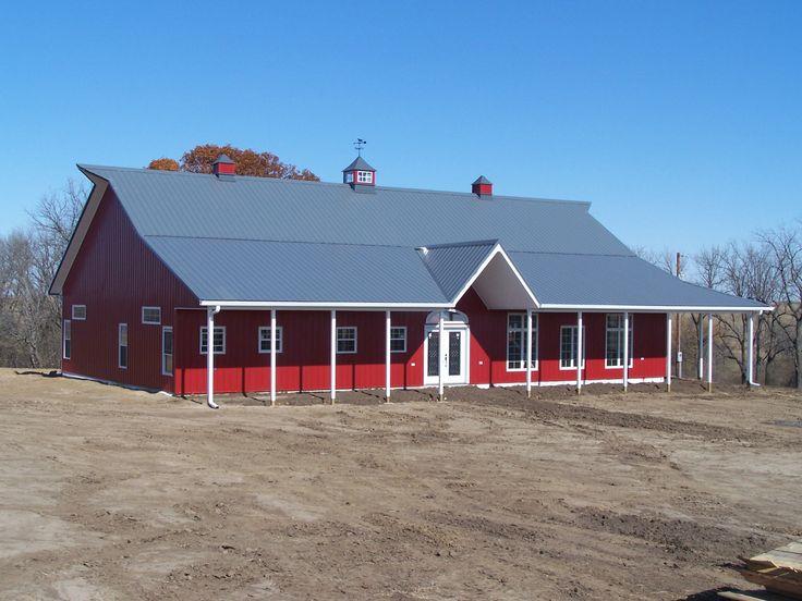 Pole Barn Homes | Pole Buildings Homes | Joy Studio Design Gallery - Best Design