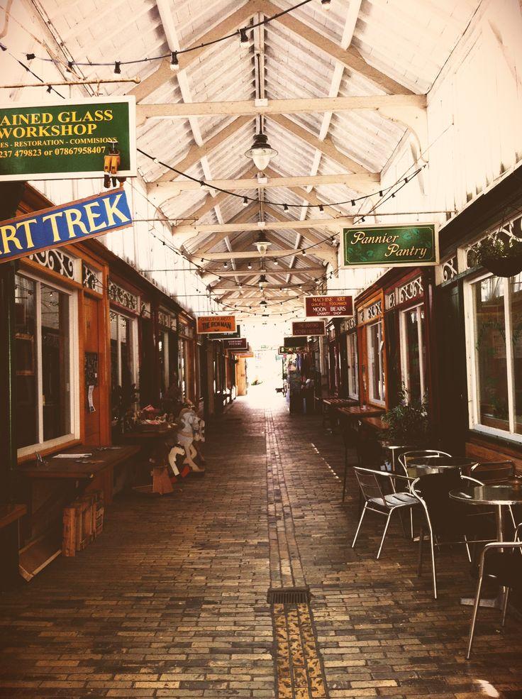 Pannier Market, Bideford